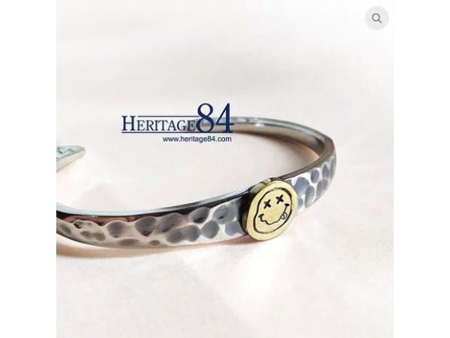 Heritage84 純銀首飾